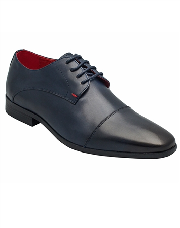 Luxury Navy Dress Shoes