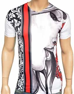 Desiger Shirt:  Designer T-Shirt - Nextlevel Couture Luxury T-Shirt- Printed
