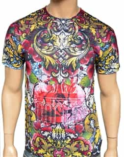 Desiger T-Shirt: Nextlevel Couture Luxury T-Shirt- Printed
