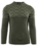 Shop Men's Luxury Sweaters - Olive Green