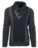 Designer European Sweater In Black