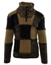 Modern Men's Fashion Sweater Camel
