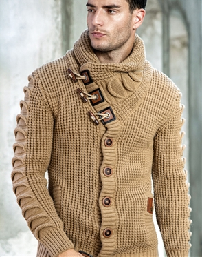 Fashionable Men's Sweater