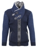 Fashionable Navy Men's Sweater