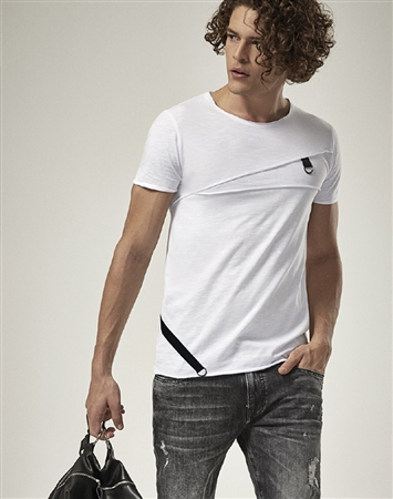 Luxury White T-Shirt