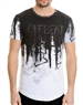 LCR Off Beat T-Shirt | Paint Splatter Designer T-Shirt