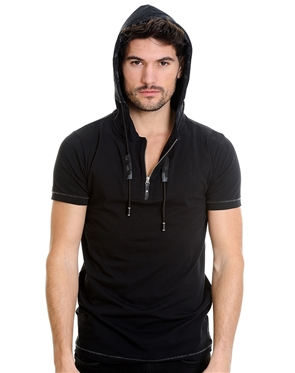 LCR  T-Shirt  4360|  Designer T-Shirt- Hooded
