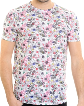 LCR T-Shirt | Fashion Floral Shirt