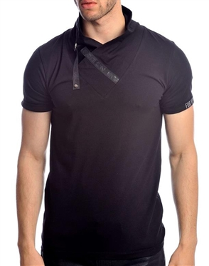 Fashionable Black T-Shirt