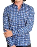 Versed Navy fashionable dress shirt