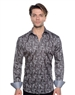 Unique Black Sport Shirt - Men Casual Shirt