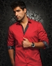 Luxury Dress Shirt - Red