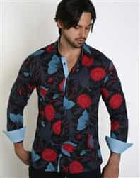 Amazing Shirt: Must Have Men Floral Print Shirt