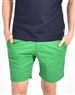 Green Slim Fit Chino Shorts|Eight-x Luxury Chino Shorts