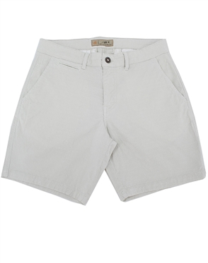 Beige Slim Fit Jaquard Shorts|Eight-x Luxury Slim Fit Shorts