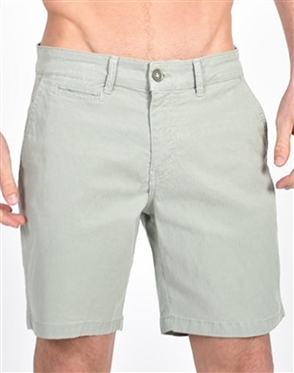 Olive Slim Fit Jaquard Shorts|Eight-x Luxury Slim Fit Shorts