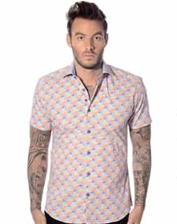 Trendy Short Sleeve Shirt
