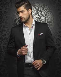 Shop Blazers: Men Black Sport Coat