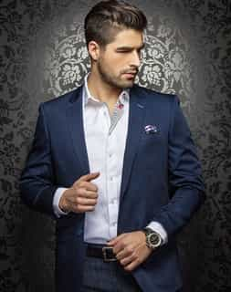 Shop Blazers: Men Navy Sport Coat