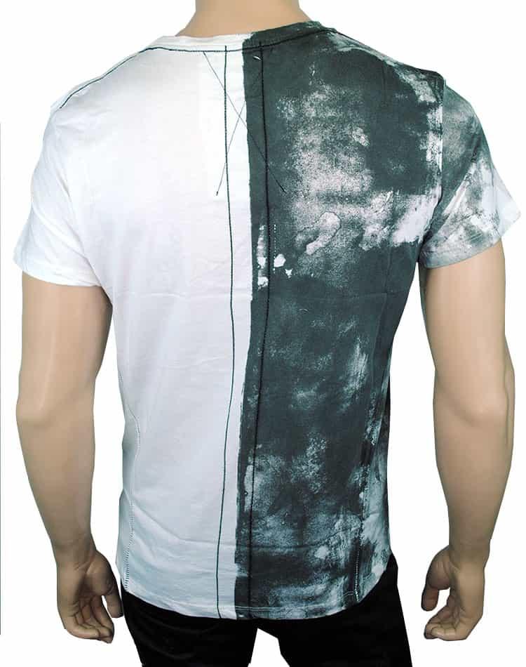 Designer t shirt wasted t shirt religion clothing for Custom fashion t shirts