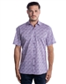 Short Sleeve Luxury Dress Shirt - Roma 06