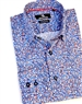 Italian Liberty Print Dress Shirt