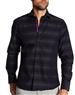 Purple Casual Dress Shirt