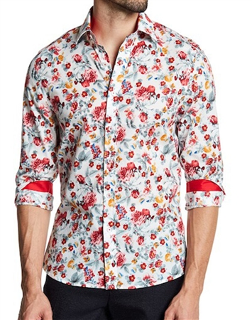 Men Fashion Casual Sporty Designer Shirt