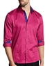 Plum Color Button Down Shirt | Casual Shirt