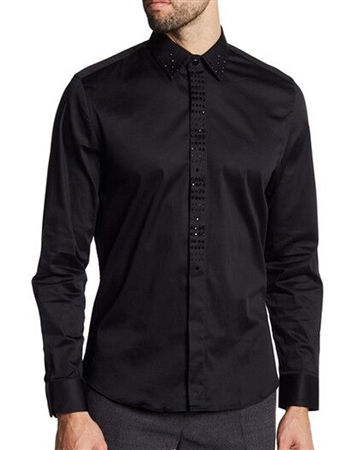 Black Luxury Fashion Shirt | Tr Premium
