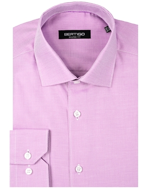 Elegant Pink Dress Shirt