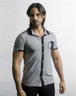 Designer Stretch Cotton Shirt