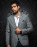 Luxury Sport Coat | Charcoal Blazer