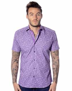 Designer Short Sleeve Shirt