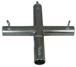 "Canopy Fitting 1"" Cross"