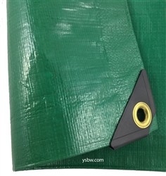 10x14 Green Heavy Duty Tarp