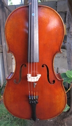 Rudoulf Doetsch model 701 - 1/4 size Cello - Used