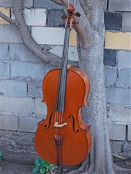 Matthew Furber 4/4 Cello - Used