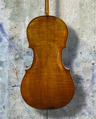 C.G.Stewart 4/4 Cello - Used