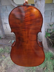 Rudolph Doetsch 3/4 Cello - Gently used