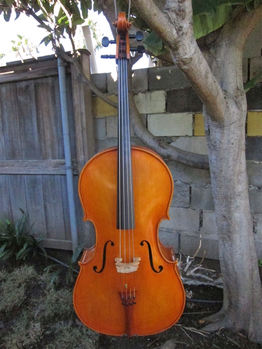 Cello 3/4 size - Jan Szlachtowski Master Level