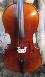 Wu Ling model 100 'Stradivari' 3/4 Cello