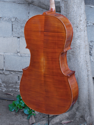 Calin Wultur model #7 'Stradivari' 7/8 Cello