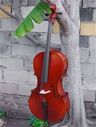 7/8 Jean-Lupot Cello Model 501