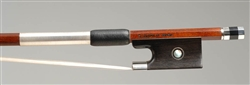 Violin Bow - Arcos Brasil - Pernambuco Bow - Nickel Fitted