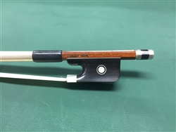Cello Bow - Arcos Brasil Silver Fitted
