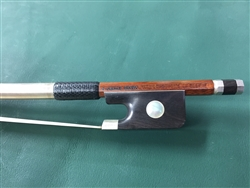 VIOLA Bow - Arcos Brasil Special Edition Silver