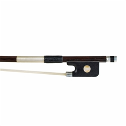 Cello Bow - C. Chagas Brasil Special Edition Silver