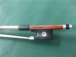 Violin Bow - Arcos Brasil - Pernambuco Bow - Silver Special Edition - fractional sizes