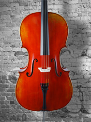 Albert Nebel model 601 'Guarneri del Gesu'  - 4/4 Cello